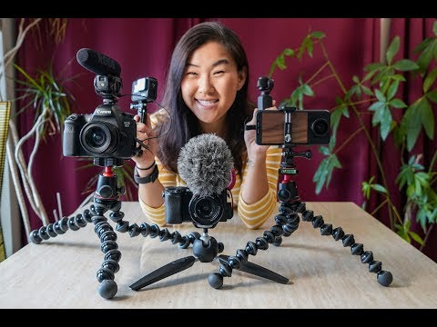 Best Vlogging Camera 2019 for YouTube and Instagram Stories