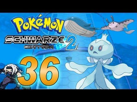 Let's Play Pokemon Schwarz 2 Part 36: Eiszeit in Twindrake City