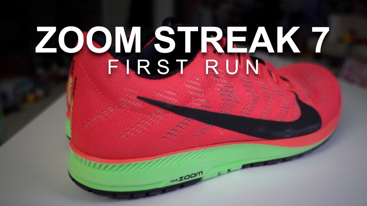 san francisco really cheap arriving Nike Zoom Streak 7 - First Run