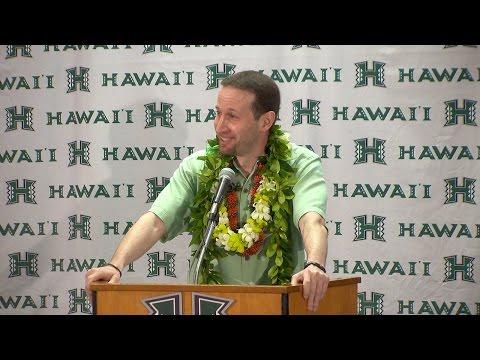 Ganot hired as University of Hawaii men