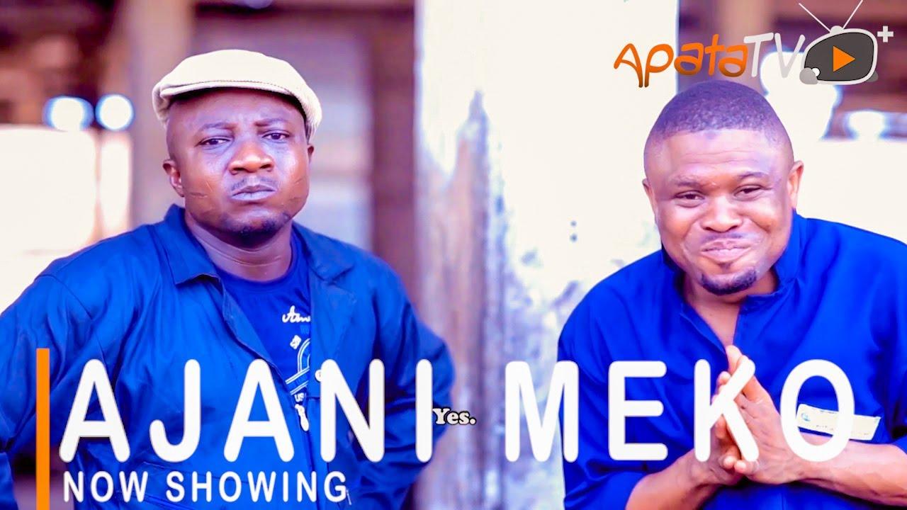 Download Ajani Meko Latest Yoruba Movie 2021 Drama Starring Sanyeri | Okele | Monsuru | Wasiu Owoiya