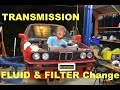 How to Change Transmission Fluid & Filter (Highlights)