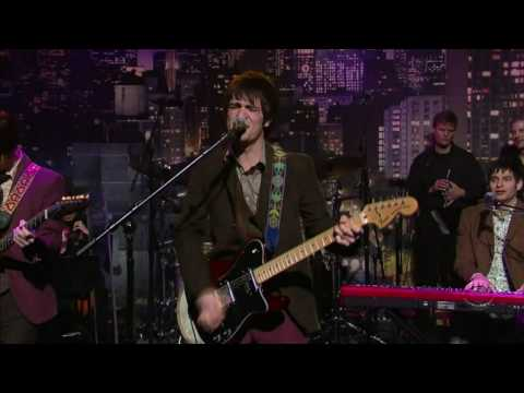 Panic at the disco  Nine In the Afternoon HD Late show with David Letterman