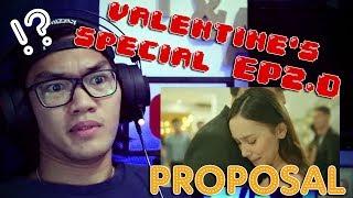 KWENTONG JOLLIBEE | VALENTINE SERIES: PROPOSAL | REACTION VIDEO PT. 02