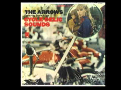 Davie Allan&The arrows  – Cycle-Delic Sounds [Full Album]