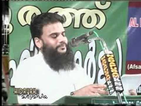 NADAPURAM GANDANAM 4 hussain salafi speech part 05