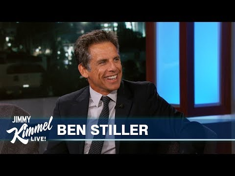 Ben Stiller On Meeting Obsessed Fan On Subway & Escape At Dannemora