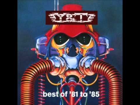 best of '81 to '85 by Y&T