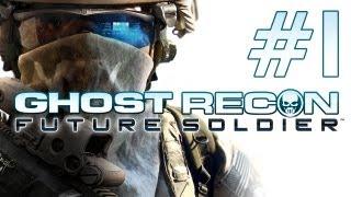 Thumbnail für das Ghost Recon: Future Soldier Let's Play