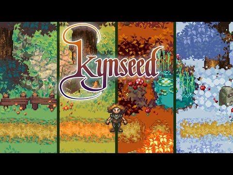Kynseed 2019 - Stardew Valley Style RPG Life Sim