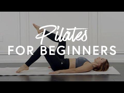No Equipment Needed! Pilates For Beginners | The Zoe Report By Rachel Zoe