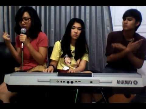 Cover Lagu Boyfriend - Justin Bieber Cover By Rara, Isyana & Rama
