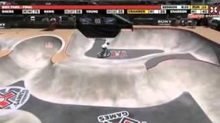 2011 X-Games BMX Park Part 1