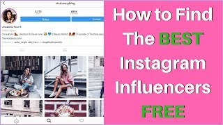 This Is How YOU Find Top Instagram Influencers for FREE - No Expensive Agency ❌