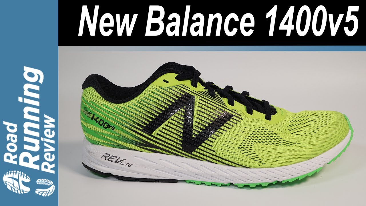New Balance 1400v5 Review
