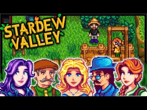 FREE GIFTS, GETTING A HORSE & MARNIE CUTSCENE!! | Stardew Valley Modded #43