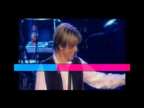 Dawid Bowie - Fashion karaoke Mr.Magic