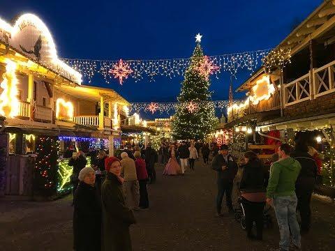 Ausflug zum Pullmancity Weihnachtsmarkt in Bayern am 24.11.2017