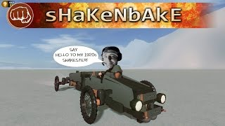 Homebrew Vehicle Sandbox- THE 1920's SHAKESTER! [1080]
