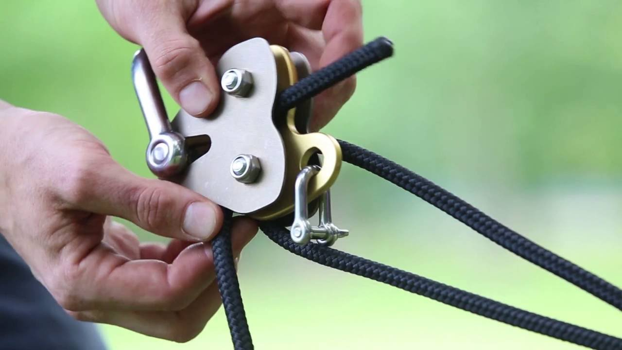 Quatron Fx Longline Pulley System Official User Manual