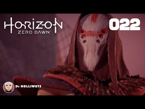 Horizon Zero Dawn #022 - Wiedersehen mit Olin in der Ausgrabungsstätte [PS4] Let's play HZD