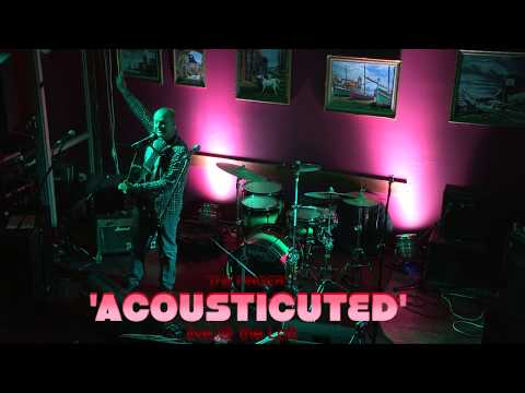 """THE FINGER"" a Road Rage Song,  'Acousticuted' live @ the loft"