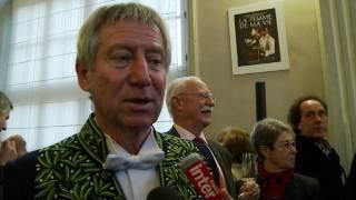 Indochine director joins prestigious Academie des Beaux-Arts