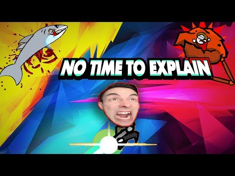 No Time To Explain Game | Jaws And Claws (Remastered Gameplay) |