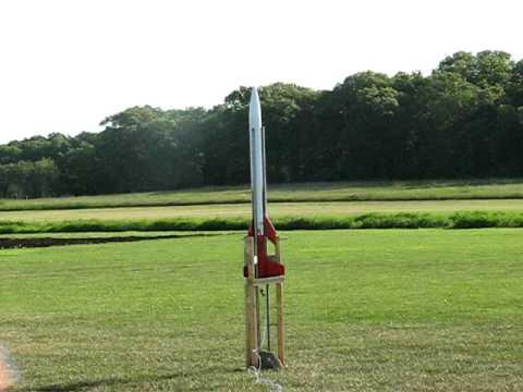 Multi-stage Rocket Success!