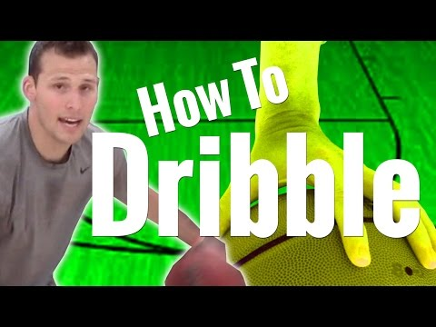 How To Dribble Basketball Better
