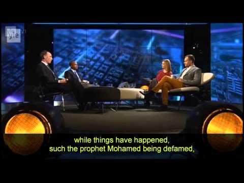 Finish TV debates Bilal Philips admission to Finland