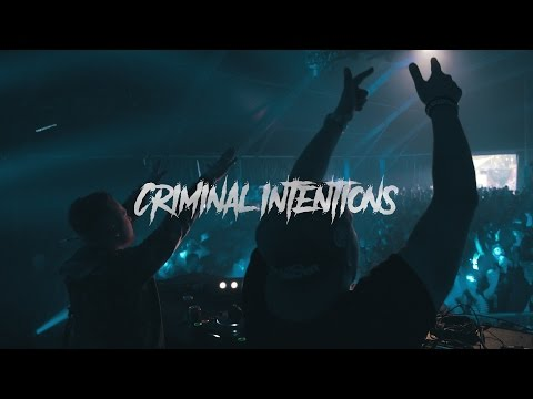 Hard Driver & Warface - Criminal Intentions (Official Video Clip)