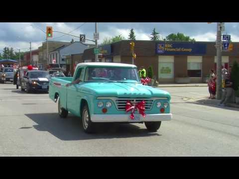 Canada 150 Parade & Events In Durham