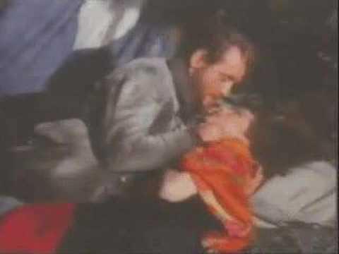 Patrick McGoohan Kissing (I)