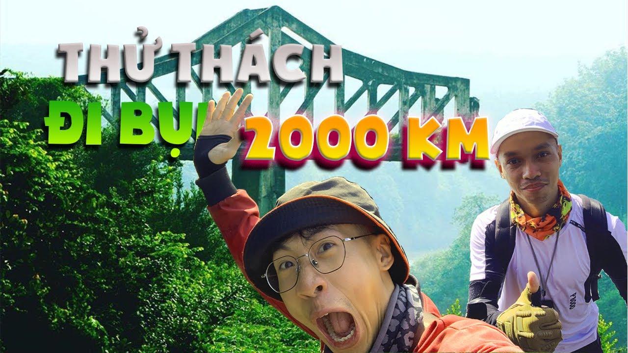 C94TV | challenger 2000km | THỬ THÁCH đi bụi ...1000 KM