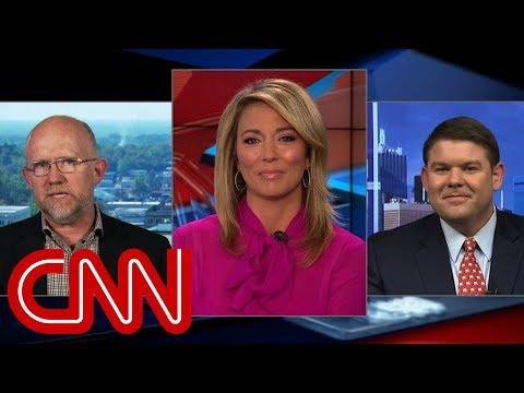 Commentators clash over Trump-China remarks