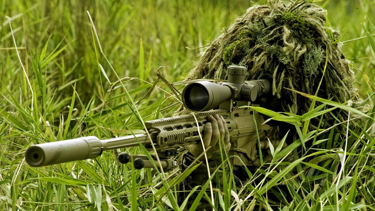 THE DEADLY SNIPER