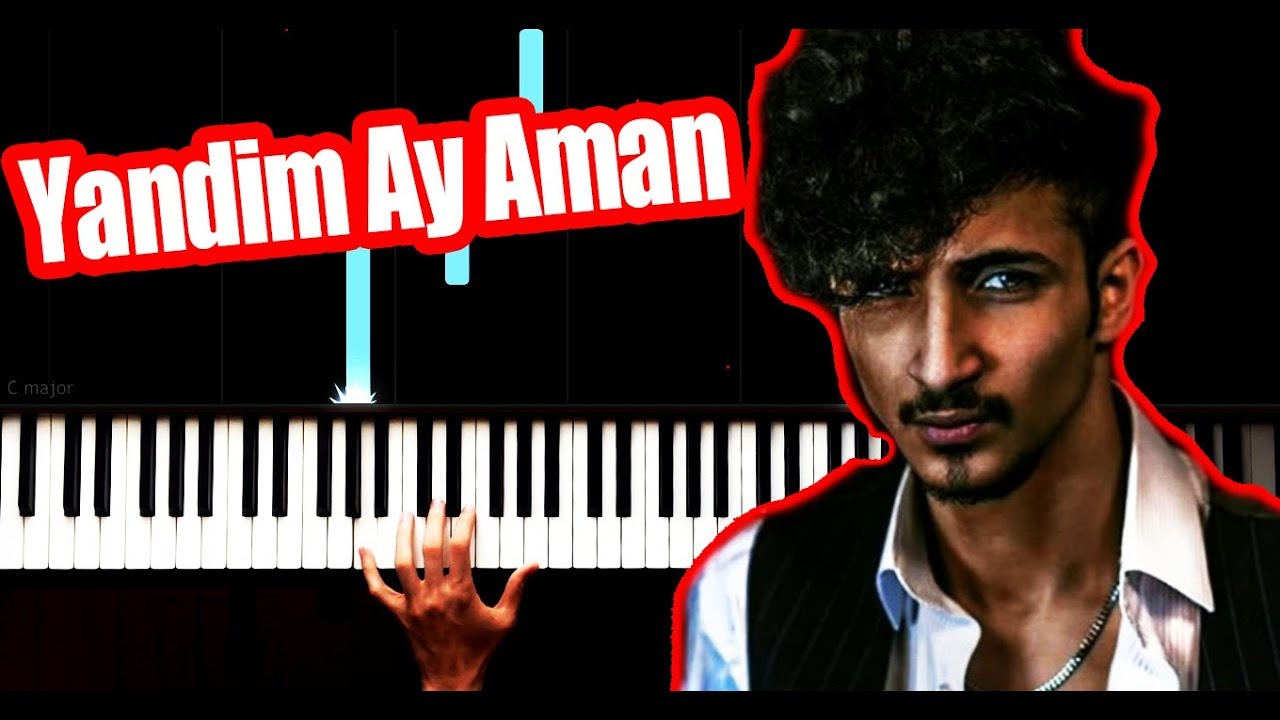 Yandim ay aman Trap Remix music