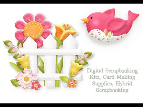 Nitwit Collections Digital Scrapbooking, Card Making and Digital Crafting Kits