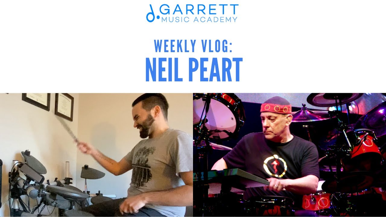 VLOG #5 | The Life of Neil Peart