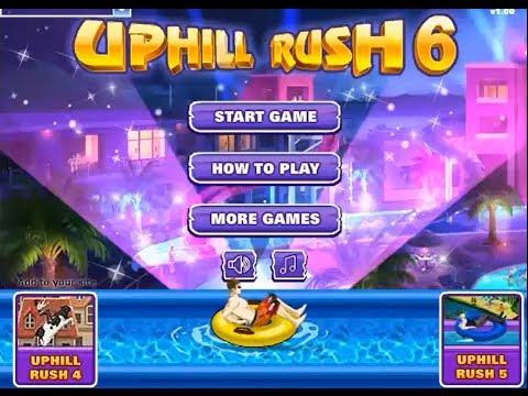 uphillrush6 games