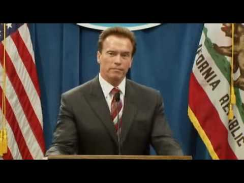 Governor Arnold Schwarzenegger on the State Budget