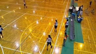 2016/04/29 (2) ハンドボール 高校総体 富士市体育館