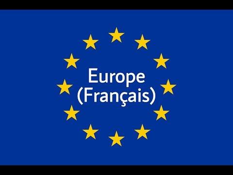 Tous les pays d'Europe - Français