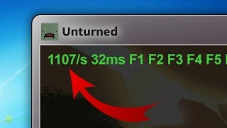 How to Increase Your FPS in Unturned (Graphical Settings Overview + Tips)