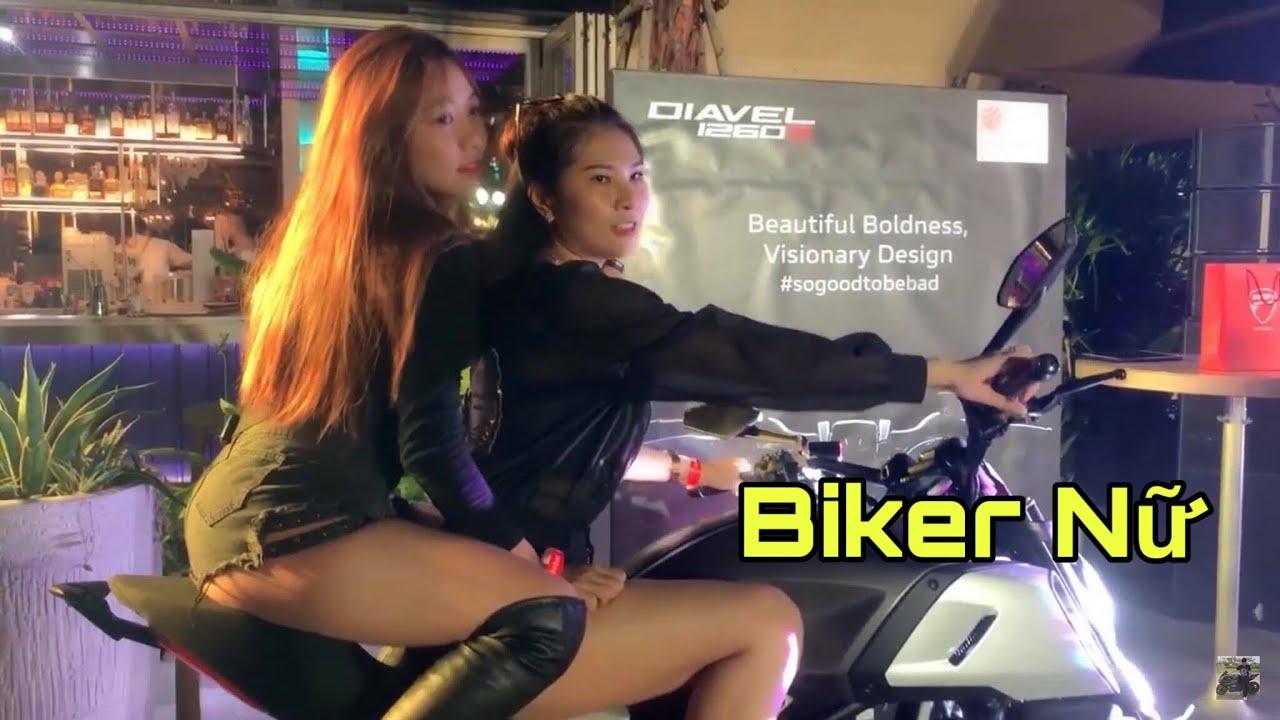 Ra mắt xe mới của DUCATI cùng ViViVlog và Biker Gia Hân - DUCATI DIAVEL 1260S   MinhBiker   vipfun.x