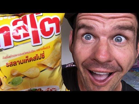 7-Eleven Vegan Mukbang Chiang Mai Thailand!