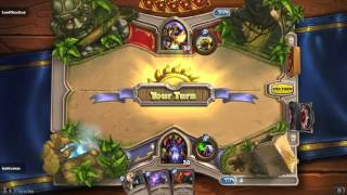 Hearthstone Gameplay No Commentary Arena Losses [Warlock]