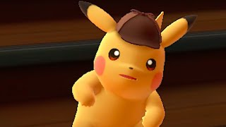 Detective Pikachu - Story and Features Trailer