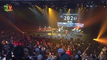 Celebração do Ano Novo 2020 | Casino Estoril | Salão Preto e Prata